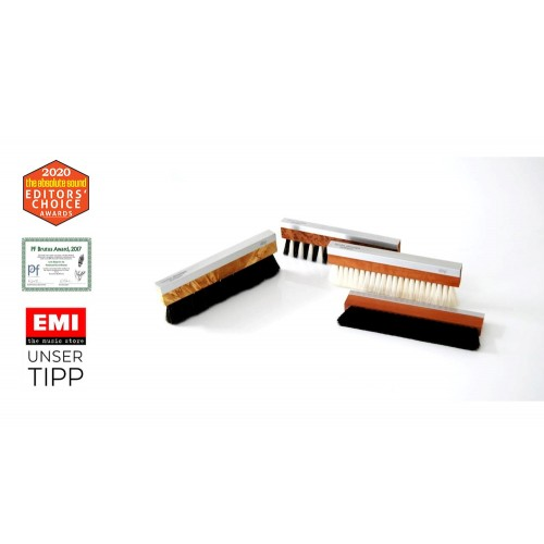 Levin record cleaning brush
